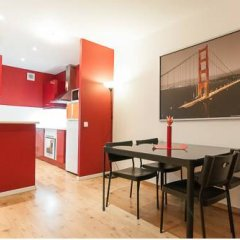 Отель Rent A Flat In Barcelona Poble Sec в номере фото 2