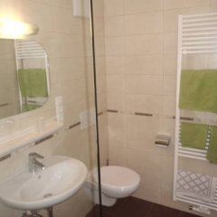 Отель Bauernhof Mairulrich Монклассико ванная фото 2