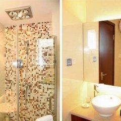 Отель Xiamen Sweetome Vacation Rentals (Wanda Plaza) Китай, Сямынь - отзывы, цены и фото номеров - забронировать отель Xiamen Sweetome Vacation Rentals (Wanda Plaza) онлайн ванная фото 2