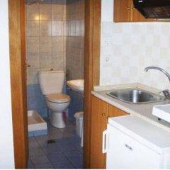 Отель Sofia's Studios ванная