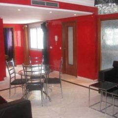 Отель Cityred Serviced Apartments Марокко, Танжер - отзывы, цены и фото номеров - забронировать отель Cityred Serviced Apartments онлайн интерьер отеля фото 2