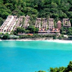 Отель The Royal Phuket Yacht Club пляж фото 2