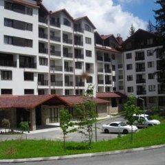 Апартаменты Snow Doves Borovets Apartments Боровец парковка
