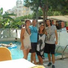 Отель Dias бассейн фото 2