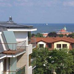 Отель Imperial Apartments - Aquarius Польша, Сопот - отзывы, цены и фото номеров - забронировать отель Imperial Apartments - Aquarius онлайн пляж