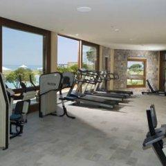 Отель Kernos Beach фитнесс-зал фото 4