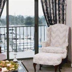 Отель Channel Inn балкон
