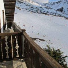 Отель HG Maribel балкон