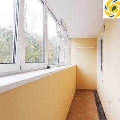 Petrani Хостел балкон