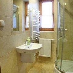 Отель Willa Vera Польша, Закопане - отзывы, цены и фото номеров - забронировать отель Willa Vera онлайн ванная