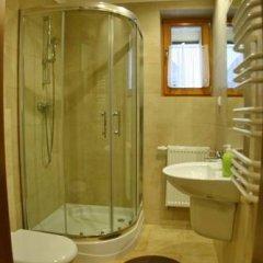 Отель Willa Vera Польша, Закопане - отзывы, цены и фото номеров - забронировать отель Willa Vera онлайн ванная фото 2