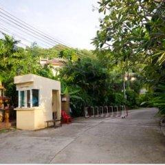 Отель Sun Paradise Villas Karon парковка