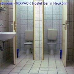 Rixpack Hostel Neukölln сауна