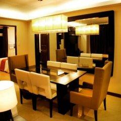 Отель MCH Suites at Le Mirage de Malate Филиппины, Манила - отзывы, цены и фото номеров - забронировать отель MCH Suites at Le Mirage de Malate онлайн питание