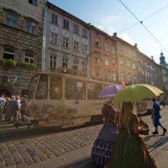 Hostel Just Lviv It! спортивное сооружение