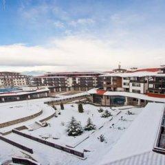 Апартаменты Apartment Tourist Complex & SPA Astera Bansko парковка