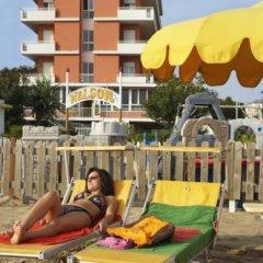 Hotel Nelson Римини детские мероприятия фото 2