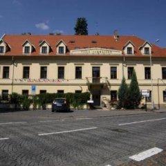 Отель SCHWAIGER Прага парковка