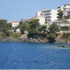 Akrotiri Hotel пляж фото 2
