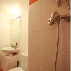 Отель Résidence Suiteasy Oxygène Франция, Лион - отзывы, цены и фото номеров - забронировать отель Résidence Suiteasy Oxygène онлайн ванная фото 2