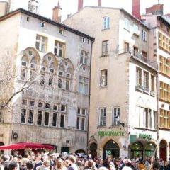 Отель Vieux Lyon Cour Renaissance Франция, Лион - отзывы, цены и фото номеров - забронировать отель Vieux Lyon Cour Renaissance онлайн фото 4