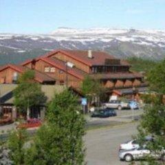 Scandic Partner Bergo Hotel парковка