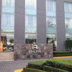Отель Real Inn Perinorte Тлальнепантла-де-Бас бассейн фото 2
