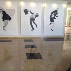 Отель Real Inn Perinorte Тлальнепантла-де-Бас фитнесс-зал фото 4