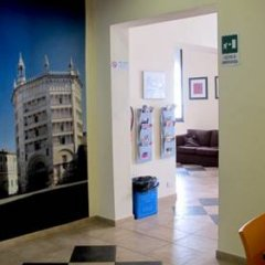 Отель Ostello Della Gioventu Luciano Ferraris Парма интерьер отеля фото 2