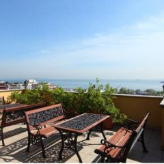Ayasofya Hotel балкон