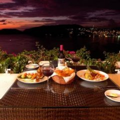 Отель Pacifica Grand Resort & Spa Zihuatanejo питание