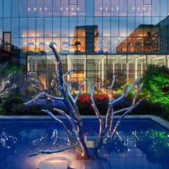 Grand Mercure Shanghai Century Park Hotel бассейн фото 3