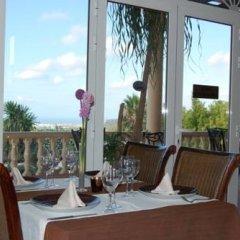 Hotel Restaurante La Plantación питание