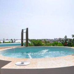 Отель La Papaya Plus 303 - LPP303 Мексика, Плая-дель-Кармен - отзывы, цены и фото номеров - забронировать отель La Papaya Plus 303 - LPP303 онлайн бассейн фото 2