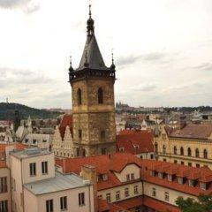 Отель Praga 1 Прага балкон