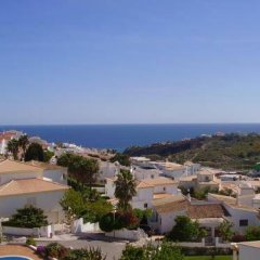 Отель Condominio Encosta Da Orada by Garvetur пляж