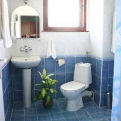 Hotel Focus ванная