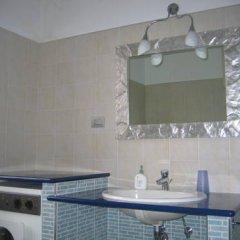 Отель B&B L'Oleandro Италия, Лорето-Апрутино - отзывы, цены и фото номеров - забронировать отель B&B L'Oleandro онлайн ванная