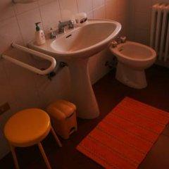 Отель B&B L'Oleandro Италия, Лорето-Апрутино - отзывы, цены и фото номеров - забронировать отель B&B L'Oleandro онлайн ванная фото 2