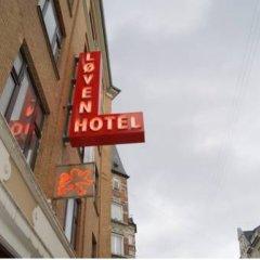 Hotel Loeven балкон