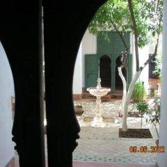 Отель Dar El Kharaz балкон