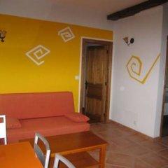 Отель Apartamentos Puente Viesgo комната для гостей фото 2
