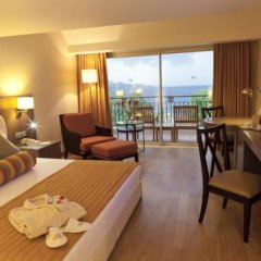 Отель Queen's Park Turkiz Kemer - All Inclusive комната для гостей фото 5