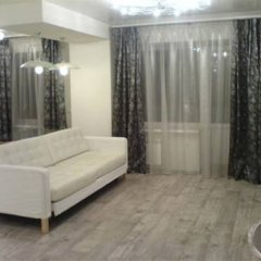 Апартаменты Savoys Apartments Иркутск комната для гостей фото 4
