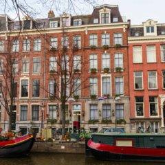 Отель Hampshire Hotel Prinsengracht Нидерланды, Амстердам - отзывы, цены и фото номеров - забронировать отель Hampshire Hotel Prinsengracht онлайн приотельная территория фото 2