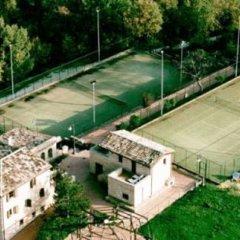 Отель Montanaria Сарнано спортивное сооружение