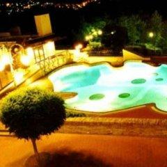 Отель Montanaria Сарнано бассейн
