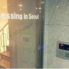 Отель Blessing in Seoul Южная Корея, Сеул - отзывы, цены и фото номеров - забронировать отель Blessing in Seoul онлайн интерьер отеля фото 3