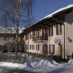 Youth Hostel Chateau-D'oex парковка