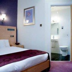 Artto Hotel Glasgow комната для гостей